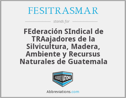 What does FESITRASMAR stand for?