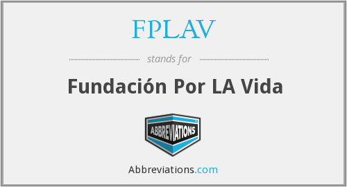 What does FPLAV stand for?