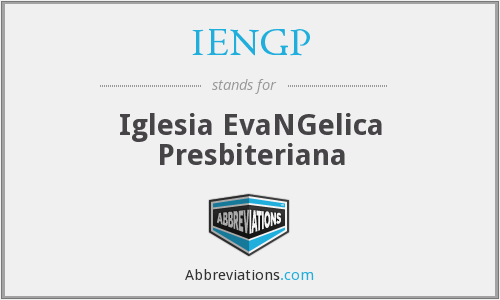 What does IENGP stand for?