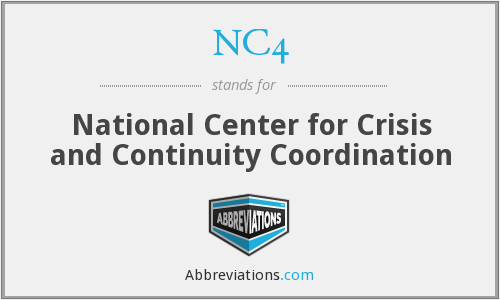 What does NC4 stand for?