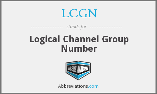 What does LCGN stand for?
