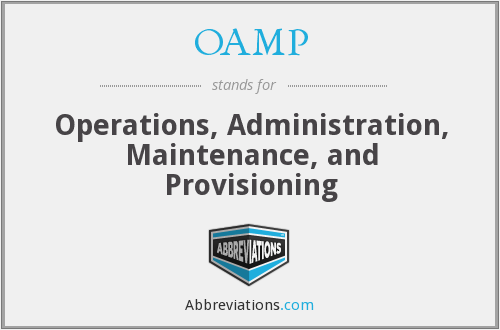What does OAMP stand for?