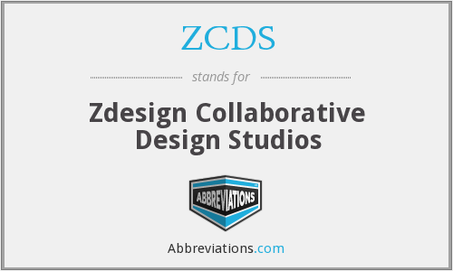 What does ZCDS stand for?