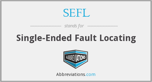 What does SEFL stand for?