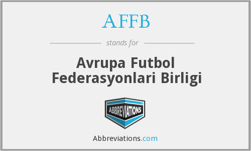 What does AFFB stand for?