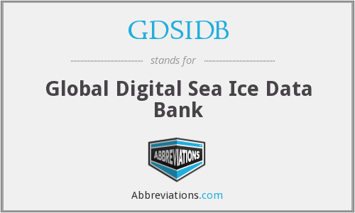 What does GDSIDB stand for?