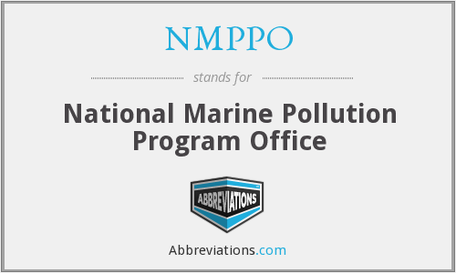 What does NMPPO stand for?
