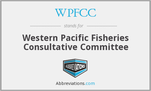What does WPFCC stand for?