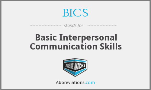 What does BICS stand for?