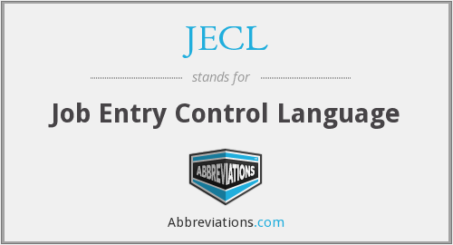What does JECL stand for?