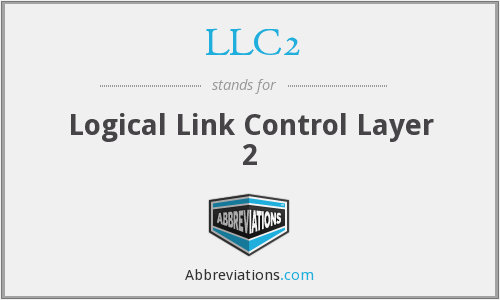What does LLC2 stand for?