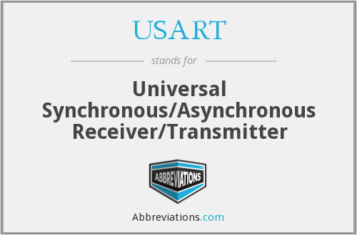 What does USART stand for?