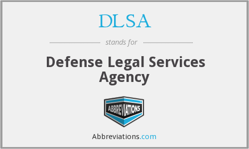 What does DLSA stand for?