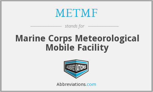 What does METMF stand for?