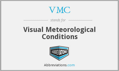What does VMC stand for?