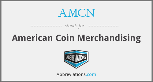 What does AMCN stand for?