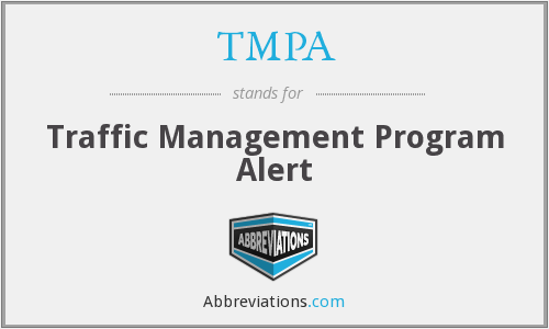 What does TMPA stand for?