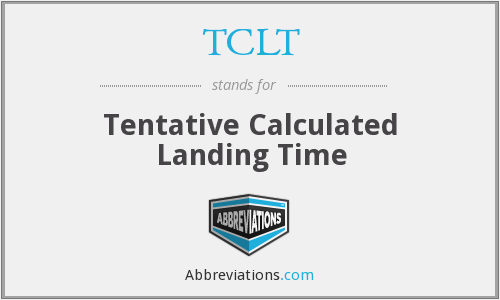 What does TCLT stand for?