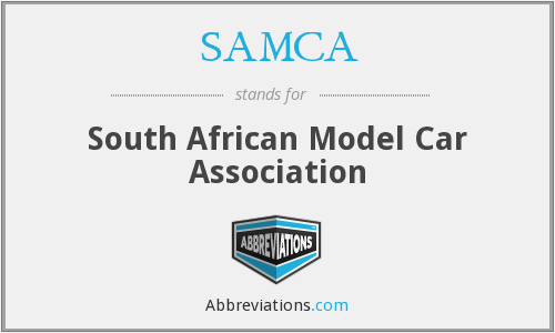 What does SAMCA stand for?