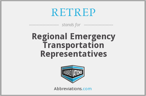 What does RETREP stand for?