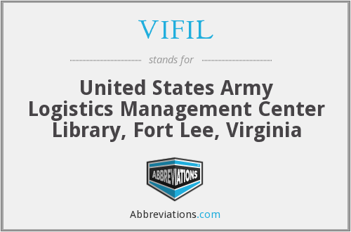 What does VIFIL stand for?