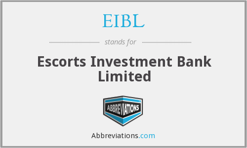 What does EIBL stand for?