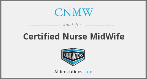 What does CNMW stand for?