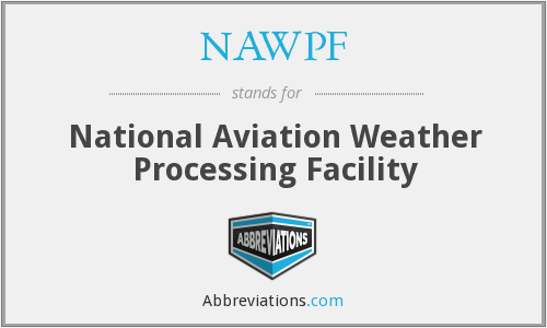 What does NAWPF stand for?