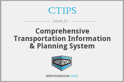 What does CTIPS stand for?
