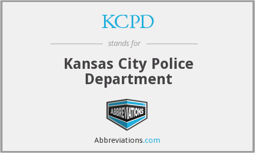What does KCPD stand for?