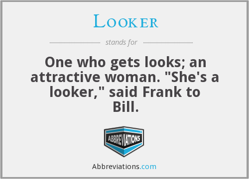 What does LOOKER stand for?