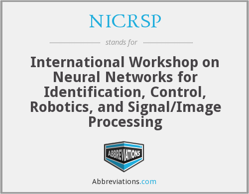 What does NICRSP stand for?