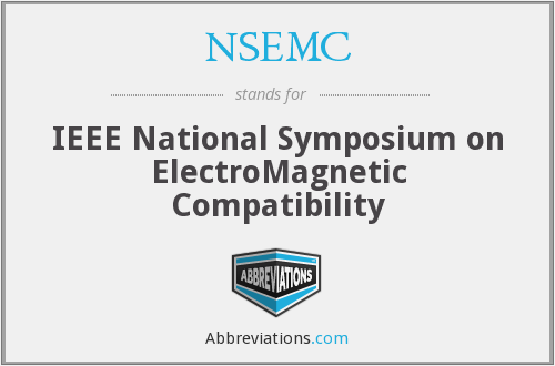 What does NSEMC stand for?