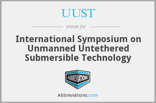 What does UUST stand for?