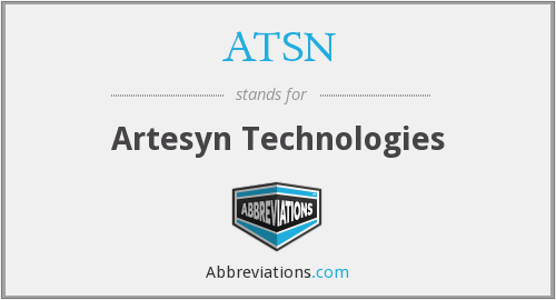 What does ATSN stand for?