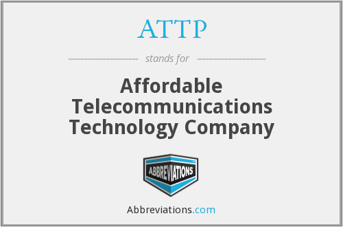 What does ATTP stand for?