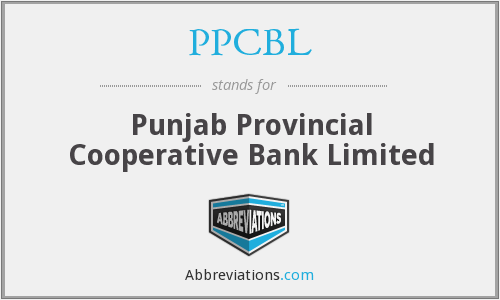 What does PPCBL stand for?