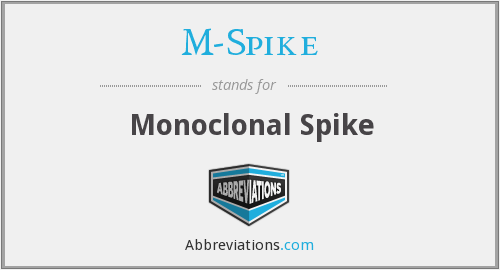 What does M-SPIKE stand for?