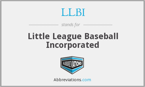 What does LLBI stand for?