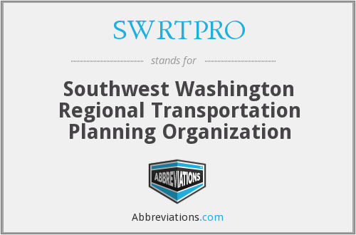 What does SWRTPRO stand for?