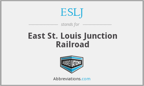 What does ESLJ stand for?