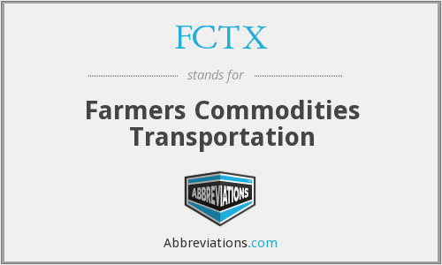 What does FCTX stand for?