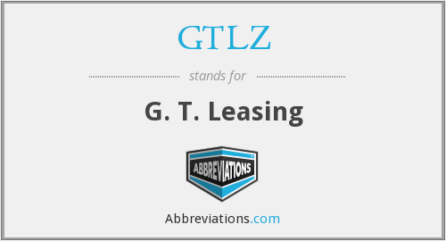 What does GTLZ stand for?