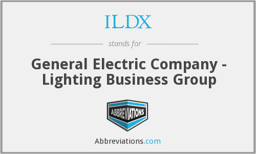 What does ILDX stand for?