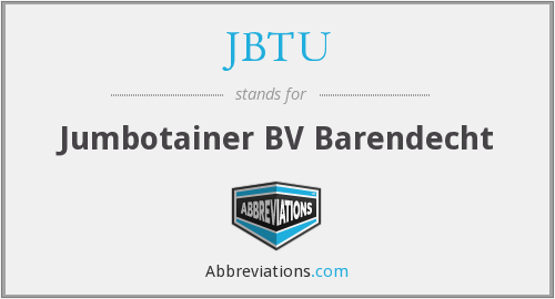 What does JBTU stand for?