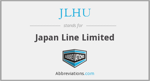 What does JLHU stand for?