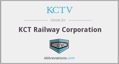What does KCTV stand for?