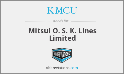 What does KMCU stand for?