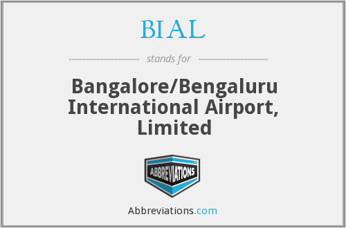 What does BIAL stand for?