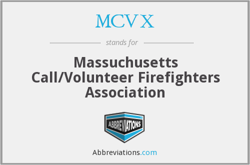 What does MCVX stand for?